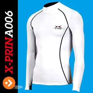 Mens Compression Sports Top Tight T Shirt S, M, L, XL