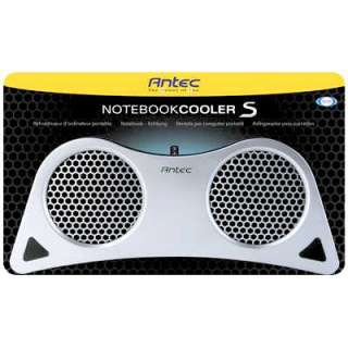 NEW ANTEC Notebook Cooler Dual Fan, Light and Compact