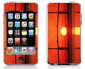 Apple iPod Touch 2 3 Skin Sticker Cover Rebel Flag
