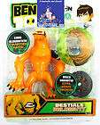 Ben 10 (Ben Ten) Bestiale Ultimate Alien + Card Olograf