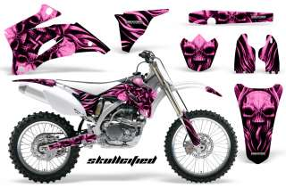 YAMAHA YZ250F YZ450F 06 09 GRAPHICS KIT DECALS SFPNW