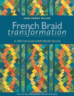 French Braid Transformation Book  Jane Hardy Miller