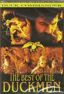 Duckmen BEST OF ~ Hunting DVD Duck Commander