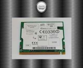 Carte Wifi Mini PCI Card Dorigine DELL Latitude (D505)