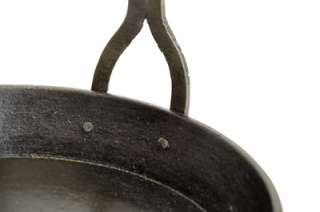 Romany Gypsy Cast Iron Swing Skillet Frying Pan