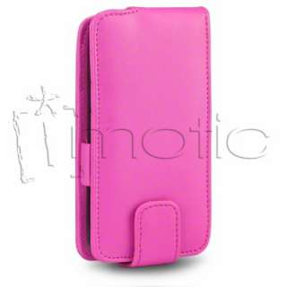 Funda Cuero/Piel LG Optimus 2x p990 color ROSA FUCSIA