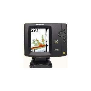 Humminbird 596c FishFinder Dual Beam Sonar: GPS