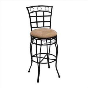 Boraam 29 inch Kingston Swivel Stool: Furniture & Decor