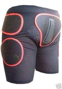 Pantaloncini protezioni para coccige Moto sci snowboard