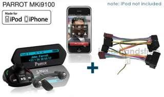 Parrot MKi9100 Bluetooth Car Kit + Mini SOT 076