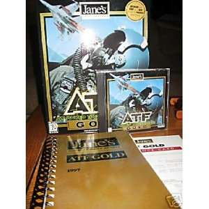 Janes Advanced Tactical Fighters Gold: Video Games