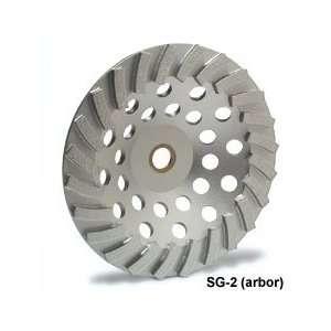 MK Diamond 158690 Wet or Dry Turbo Cup Wheels MK 504CG 2
