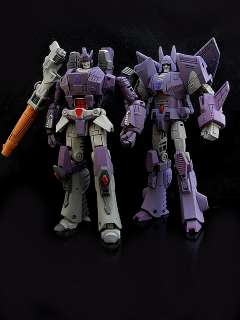 CUSTOM TRANSFORMERS Classics Cartoon Style G1 GALVATRON CYCLONUS