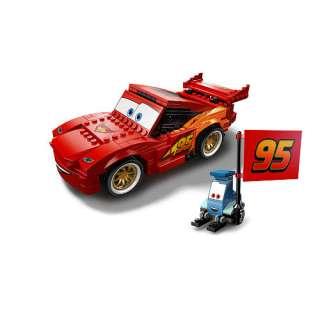 LEGO Disney Pixar Cars 2   Ultimate Build Lightning McQueen (8484