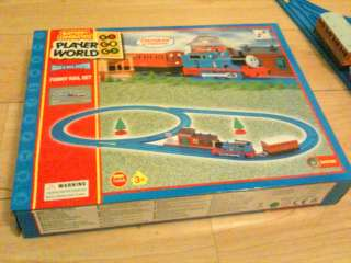 New Road & Rail train system set tank engine Thomas UK