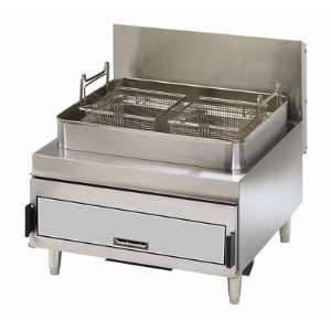 Toastmaster TMFG30 NAT Fryer, natural gas, counter top