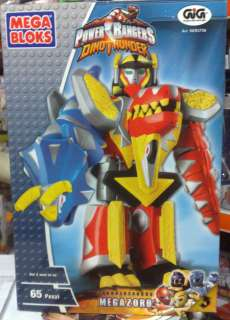 DIVERTITI A COSTRUIRE IL POWER RANGER MEGAZORD CON
