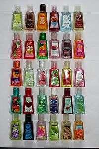 Bath & Body Works Pocket Bac Anti Bacterial Hand Gel/ Sanitizer