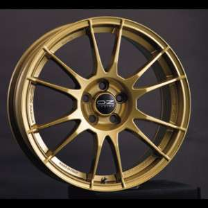 CERCHI LEGA OZ RACING ULTRALEGGERA 17 RACE GOLD