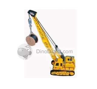 Wholesale 1:30 8CH Crawler Type Model Toy Remote Control Crane