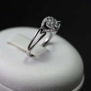 Diamonds Ring Donna Oro ct 0,35 ( DRA0303 )