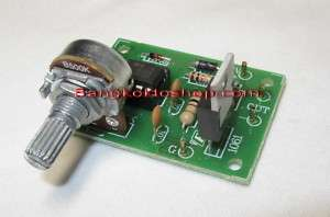 DC Motor Speed Control HHO / PWM 12V 2A 20W