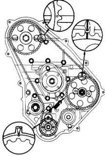 Repair Guides  Engine Mechanical  Timing Belt  AutoZone