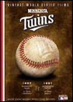 Minnesota Twins Vintage World Series Film (null)   DVD in Movies