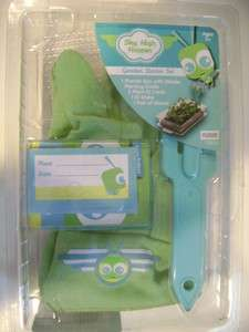 starter set+gloves+guide+stake+box+label+KID/CHILDREN KIT 2 COLORS