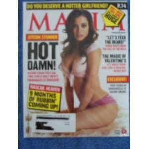 Maxim Magazine February 2006 maxim magazine Books