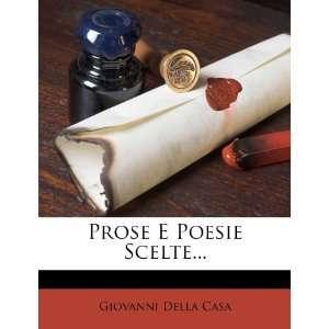 (Italian Edition) (9781277509069) Giovanni Della Casa Books