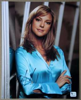 EVA LARUE Signed Photo CSI: MIAMI Natalia Boa Vista GAI