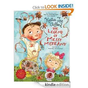Legend of Messy MCheany: Kathie Lee Gifford:  Kindle Store