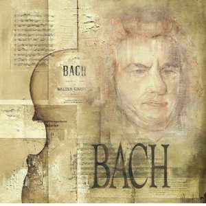 a tribute to Bach by Marie Louise Oudkerk 12x12: Kitchen & Dining