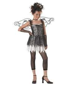 Dark Angel Tween Girls Costume