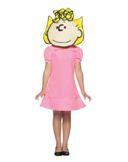 Costumes / Peanuts Sally Child Costume