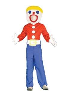 Mr. Bill  Cheap Humorous Halloween Costume for Men