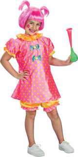 Girls Baby Doll Clown Costume   Clown Costumes