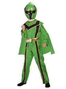 Deluxe Green Power Ranger Costume   Authentic Power Ranger Costumes
