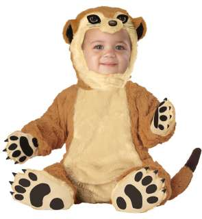 Animal Planet Meekrat Baby Costume   Baby Costumes