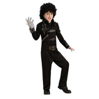 Michael Jackson Deluxe Bad Buckle Jacket Child   Costumes, 70493