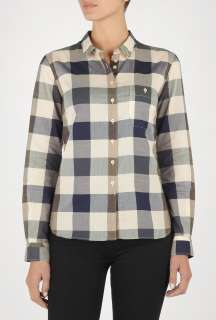 Paul by Paul Smith  Plaid Rolled Cuff Shirt by Paul by Paul Smith