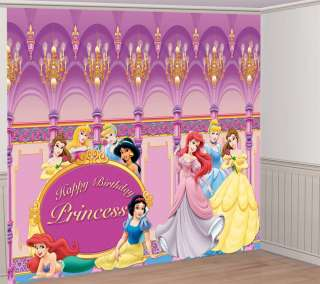 Disney Princess Giant Decorating Set     1658476