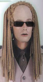 Adult The Matrix Twins Wig   Crafty and Duplicitous Assassins from The
