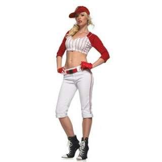 Adult Sexy Baseball Player Costume   Sports Costumes   15UA53063
