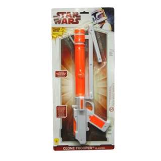 The Clone Wars Clone Trooper Blaster Gun   Star Wars Costume