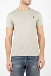 Grey Classic Fit T Shirt by Polo Ralph Lauren   Grey   Buy T Shirts