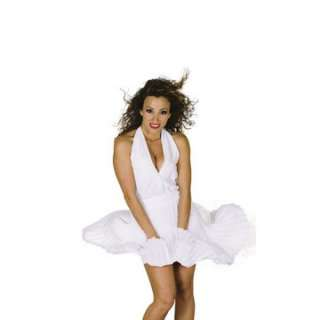 Adult Sexy Pin Up Costume   A sexy Marilyn Monroe Halloween costume