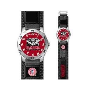 NCAA Alabama Crimson Tide Boys Black Watch Sports