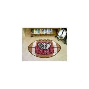 Alabama Crimson Tide NCAA Football Floor Mat (22x35